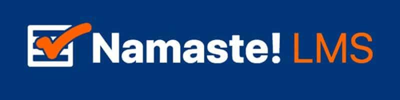 Namaste LMS logo